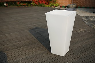 Garden Light Pot